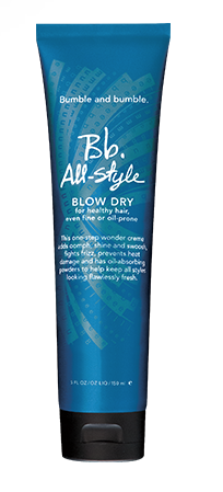 BB all-style blow dry