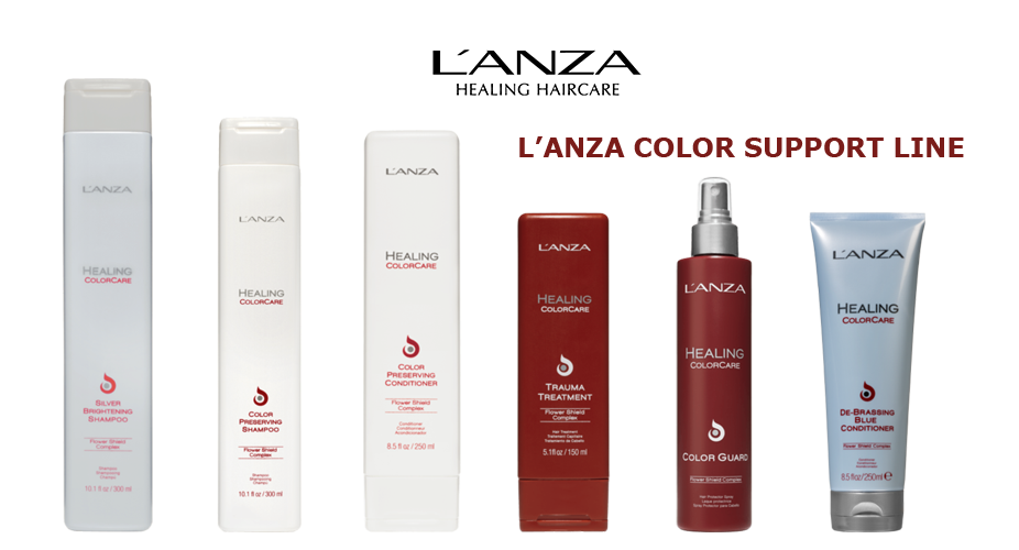 Lanza Color Support Line