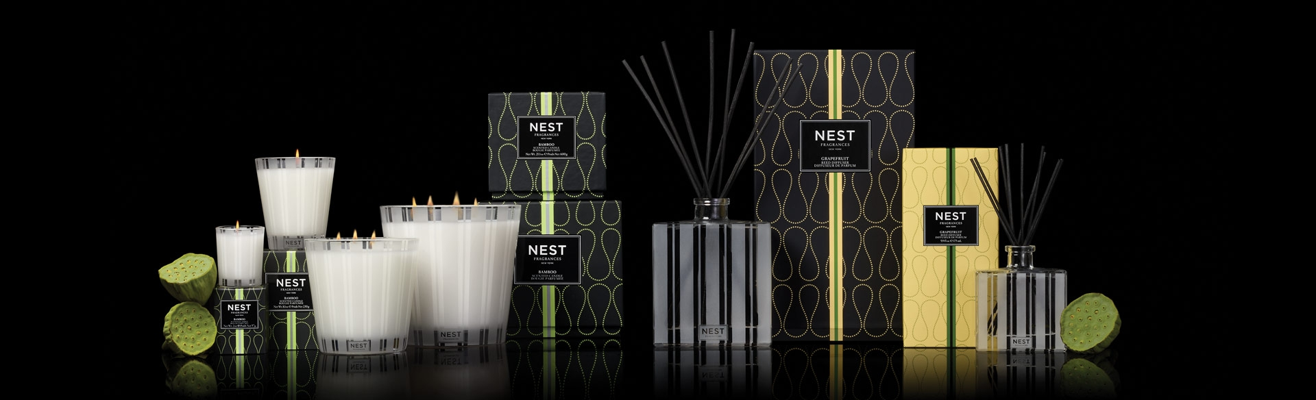 Nest Candles Collections